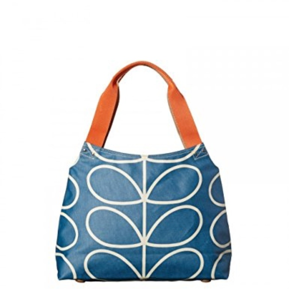 orla kiely spring bloom classic zip shoulder bag. M 5a8e661cfcdc31b076157b50 a3bdd9a90651a